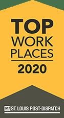 Top Work Places 2020 - St Louis Post-Dispatch